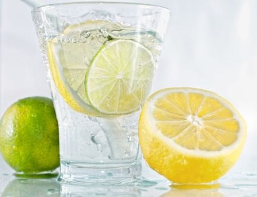 31 Days of Prevention: DAY 1 Drink filtered water with lemons/limes